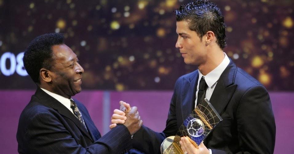 Feliz aniversário @Cristiano ! Sua elegância e criatividade no campo fazem de você uma estrela internacional. http://t.co/w4dsJiMRjJ