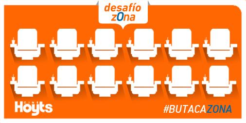 ¿A quién invitarías a @HoytsChile? Dale RT y si llegamos a los 60 RT nos ponemos con 12 #ButacaZona ;) http://t.co/692GX1F75q