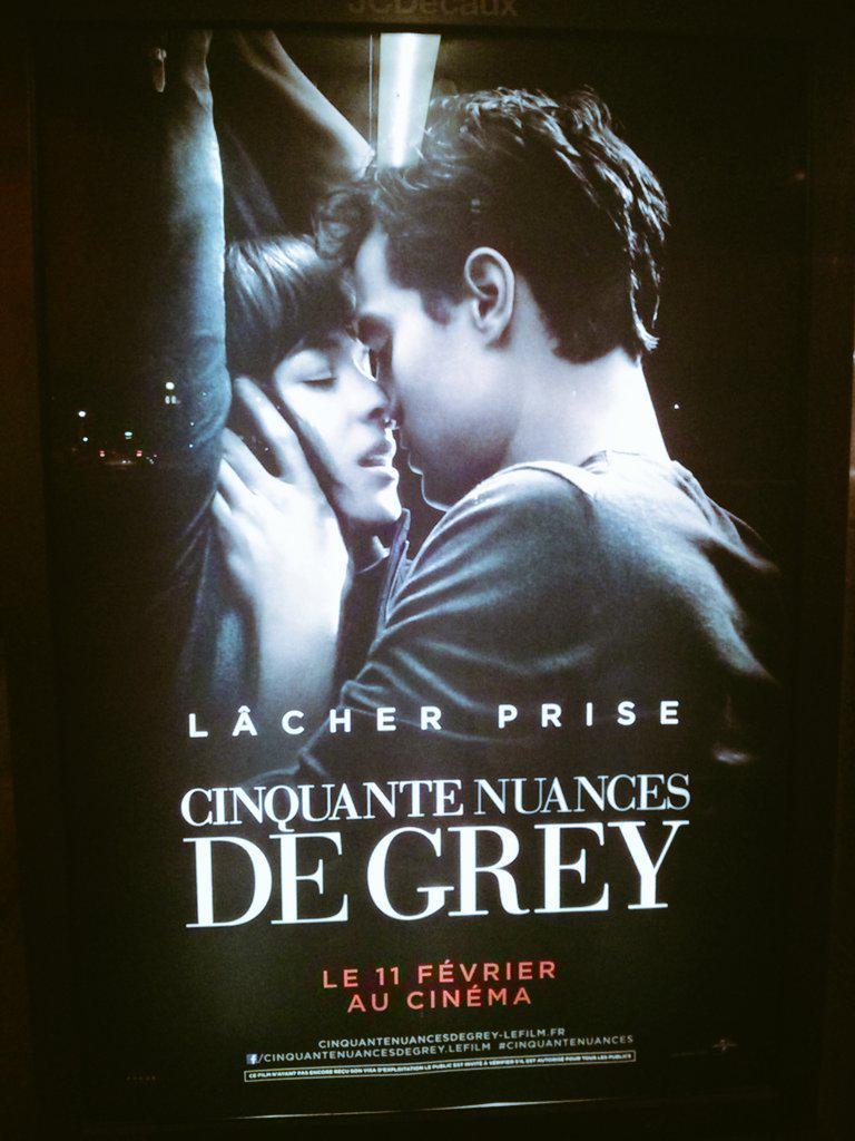 Le film Cinquante nuances de Grey sera-t-il aussi mauvais que le livre ? http://t.co/SutVepmJpl via @SU_PlayTheBooks