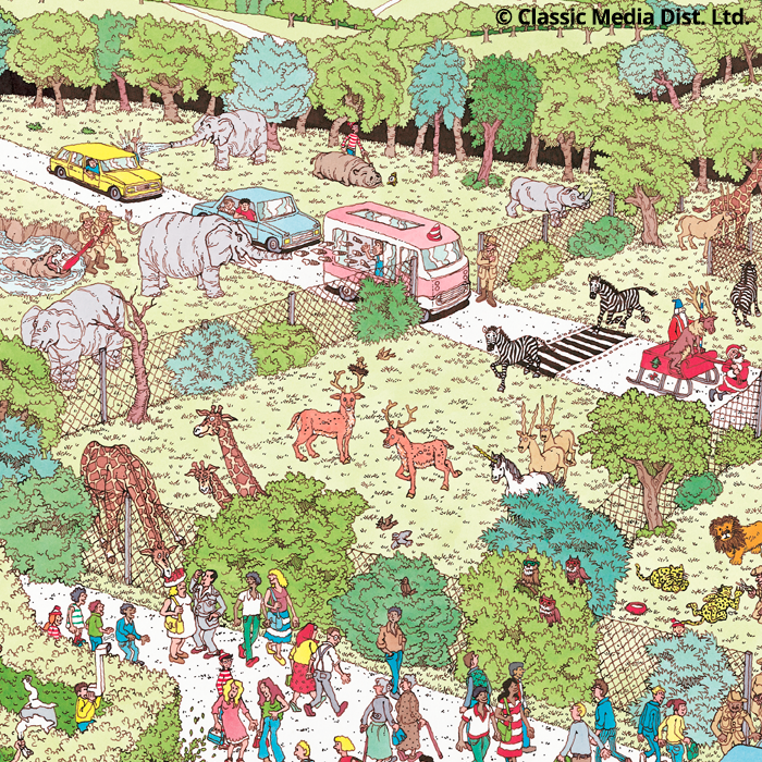Don't get lost in the zebra stripes or deep green, I'll see you when you see me. #WheresWaldo http://t.co/8GLu5T2xpg