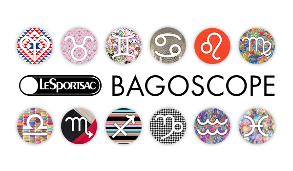 Stars & Styles Align with LeSportsac's 2015 Bagoscopes! http://t.co/g0JvM4AWzK http://t.co/EK77cYW1b3