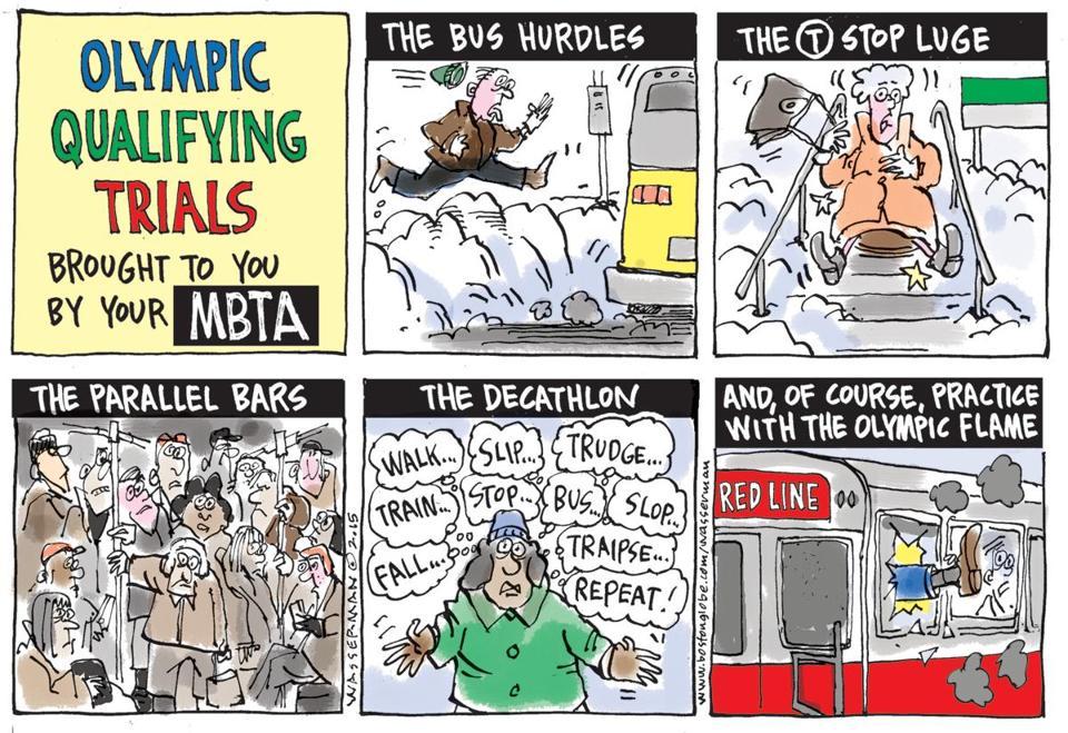The #MBTA holds Olympic trials http://t.co/Cahwznc5Bz via @BostonGlobe http://t.co/SoZ7kv6DTb