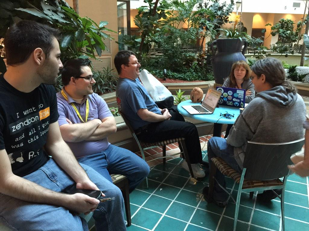 The great thing about @SunShinePHP is that it's simply great.. The get-together is a #SunShine above #ssp15 http://t.co/jFXlCKXb3Q