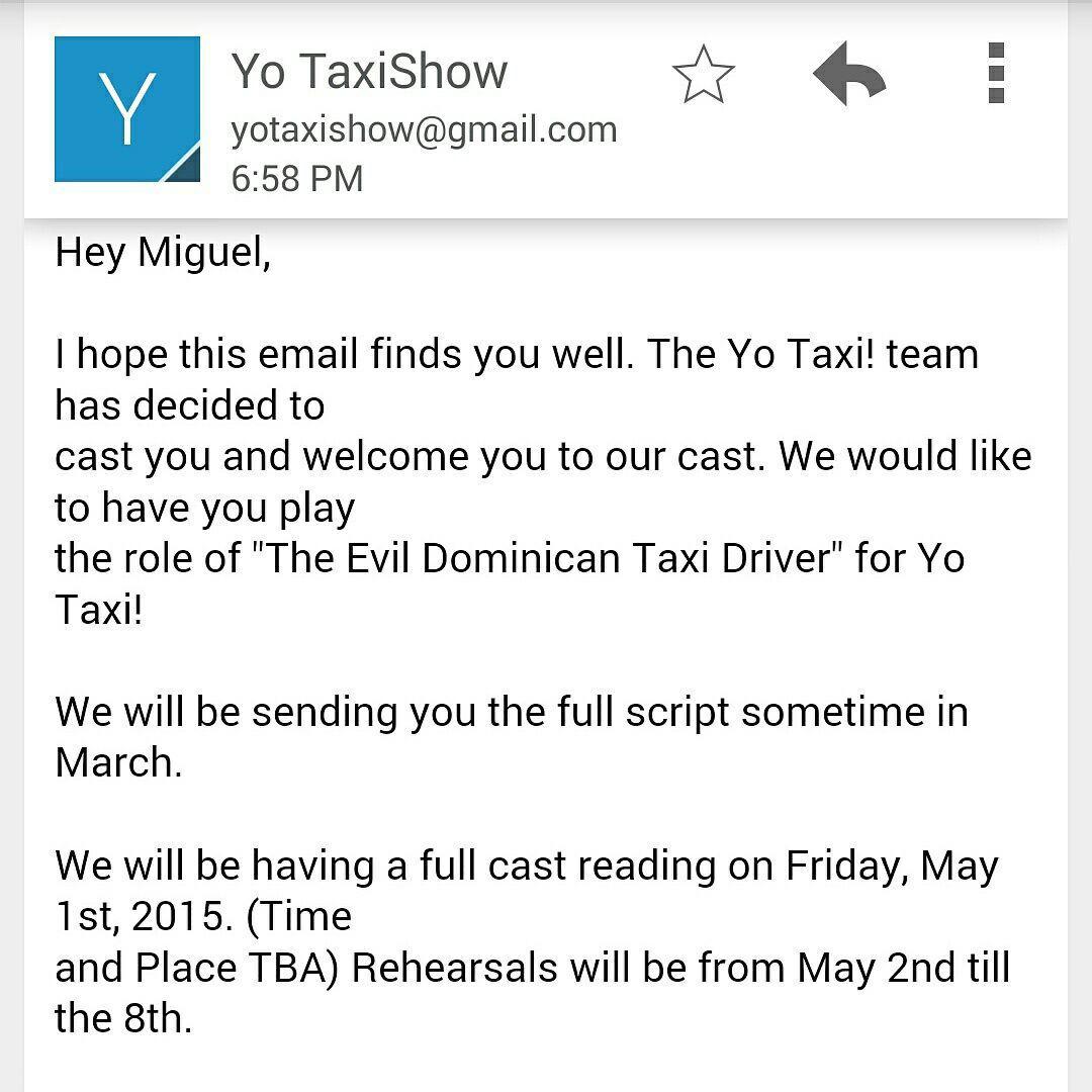 Guess who's on @yotaxishow season 2... http://t.co/ne9Uvm3eu4