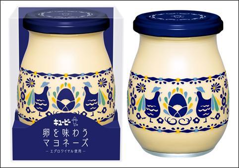 瓶デザインがかわいい!  キユーピー、瓶タイプの「卵を味わうマヨネーズ」3/2発売 卵黄量は通常の1.5倍 - はてなニュース http://t.co/SIPR2eDuAM http://t.co/5I1tiid1M1