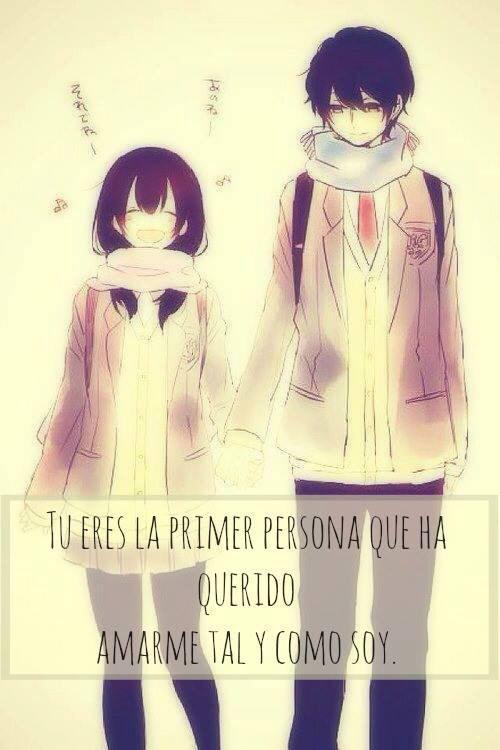 Frases De Amor Anime Home Facebook