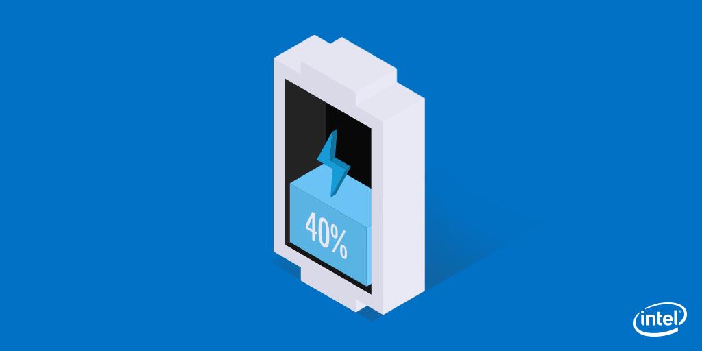 タブレットやスマートフォンのリチウムイオン電池を長持ちさせるためには、バッテリー残量を40%以下にしない方が良いそうです!なお、充電しながらの使用も良くないそうです...。 #TechTips pic.twitter.com/4iyY5cMLaH