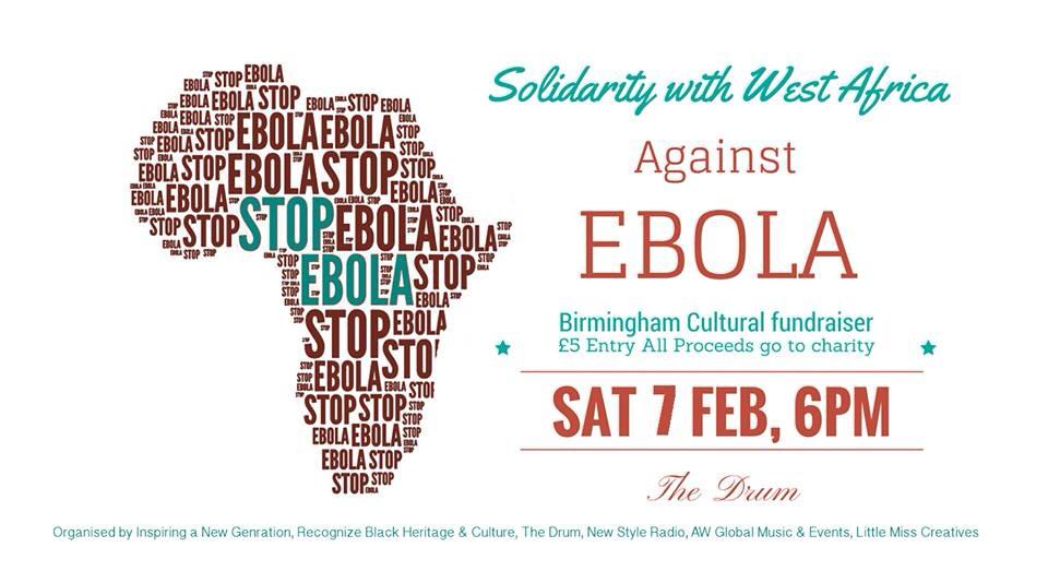 Birmingham community organisations join forces tomorrow in solidarity w/ West Africa in response to the Ebola crisis http://t.co/KX1tcsrZKE
