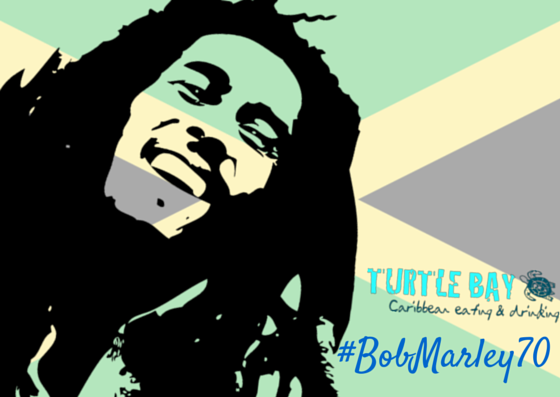 Happy Bday #BobMarley70! RT this tweet & you could win a £50 #TurtleBay voucher! T&Cs apply > http://t.co/mvqFA7dVkO http://t.co/xduzAgG8wo