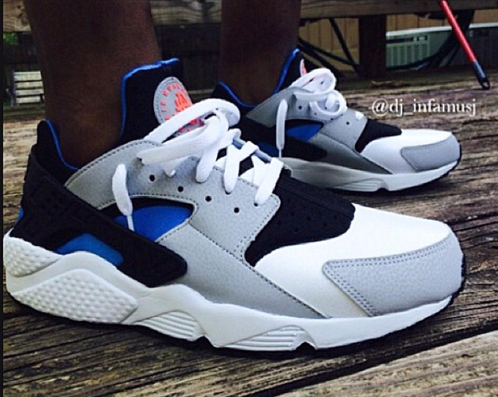 Nike Air Huarache Blue Hero