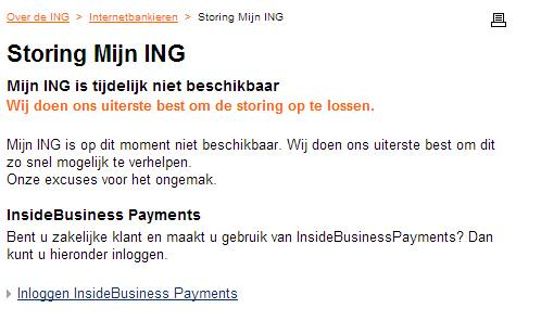Ing Business Credit Card Inloggen Images Design And Image