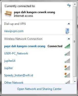 10 Nama Wifi Paling Kocak Plus Bikin Baper Tingkat Dewa - edanTV nama,wifi,paling,kocak,plus,bikin,baper,tingkat,dewa