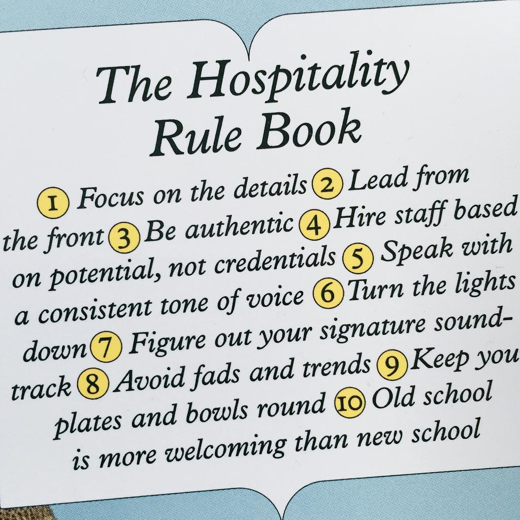 #monocle magazine - and we - get #hospitality right #authenticsicily #oldschool @ThinkVillas