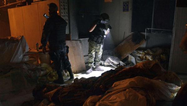 Hallan 61 cadáveres en crematorio de México