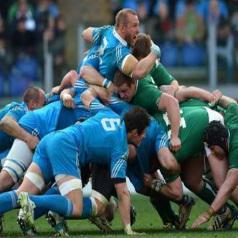 Italia Irlanda diretta streaming dmax rugby 6 nazioni