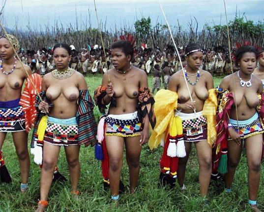 hot zulu girls