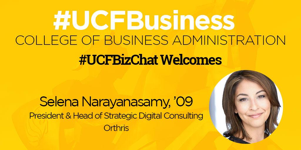#UCFBizChat is at 3:30 p.m. EST today. Talking hiring for marketing and digital media.  #UCFBusiness #sachat #ucf http://t.co/M9zs4OkV4z