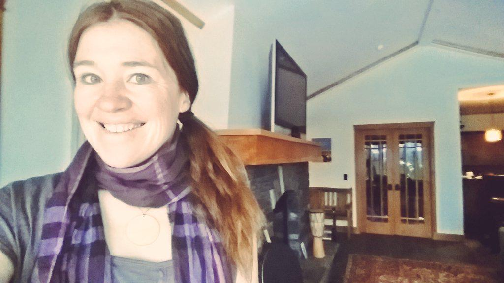 Supporting @loveourbodies #Purple4PEDAW today with my purple wool scarf. Show support by adding purple to your day!! http://t.co/uT5kDG861B