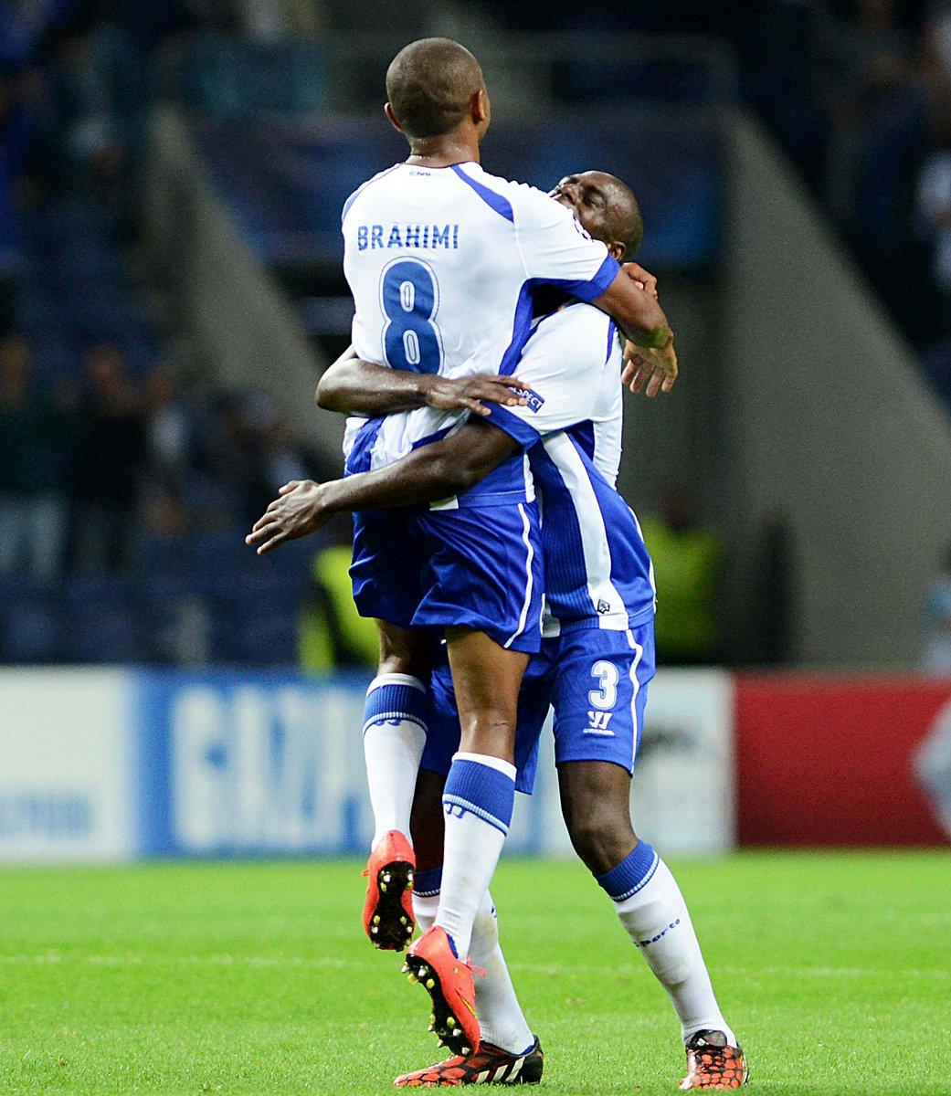 Fc Porto On Twitter Joyeux Anniversaire Brahimi 25 Et Martins