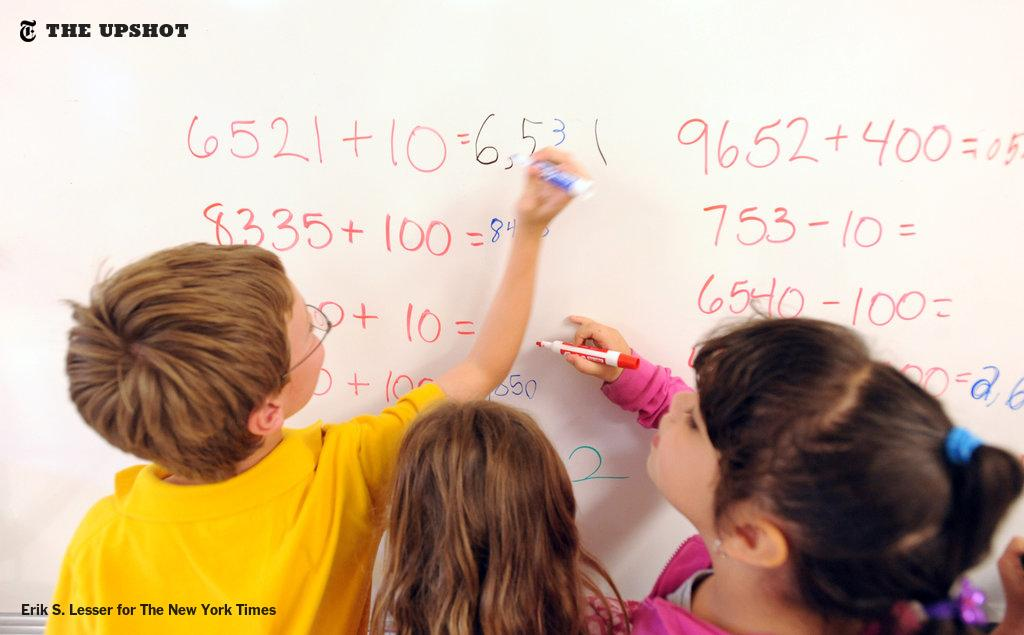 A big reason girls don't pursue math & science? Elementary school teachers' biases. http://t.co/GqTnrPqewY http://t.co/zOVZRh81QO