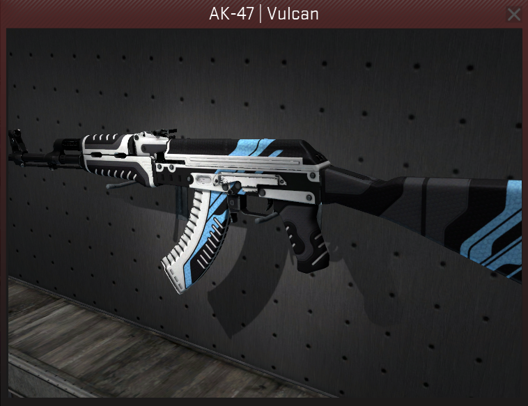 It is only right that we celebrate the EnVy CS:GO team with a blue AK-47 Vulcan skin giveaway. RT for a chance to win http://t.co/DFpeFBbqJ8
