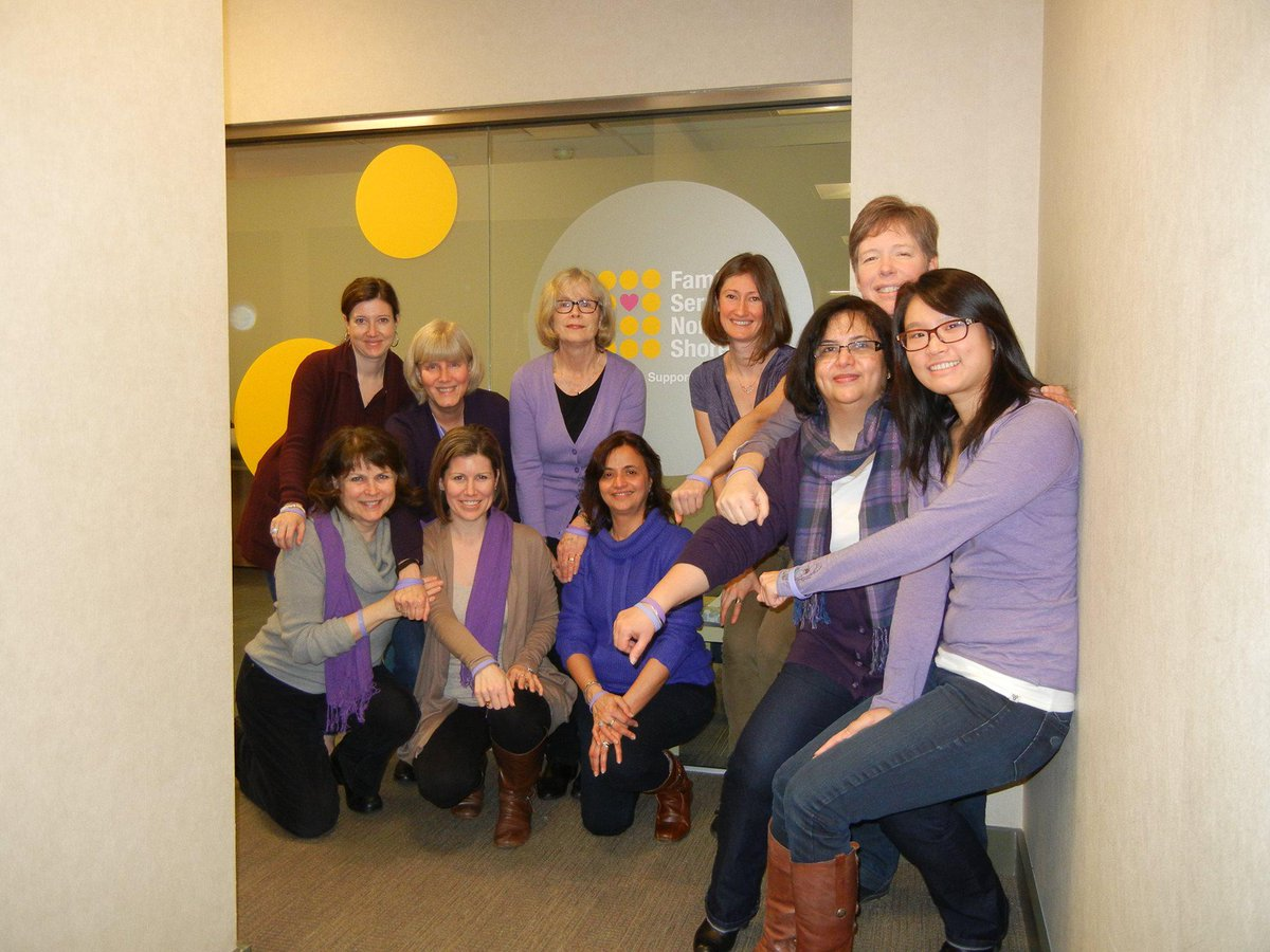 .@FSNorthShore supporting #Purple4PEDAW! Thank you!! http://t.co/EZd9MZ9cMf