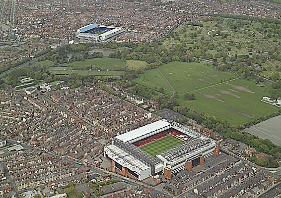 anfield road everton