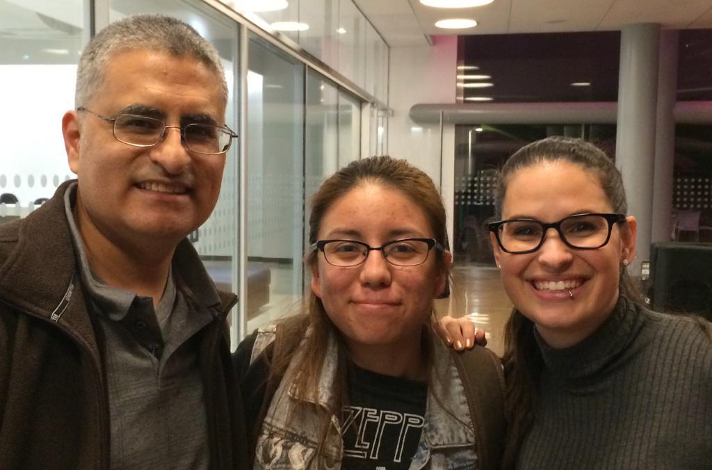 after @NHMLA #FirstFriday #science salon w/ @8bitAshLopez & #NerdBrigade member @CaraSantaMaria http://t.co/XK5NxQY1jw