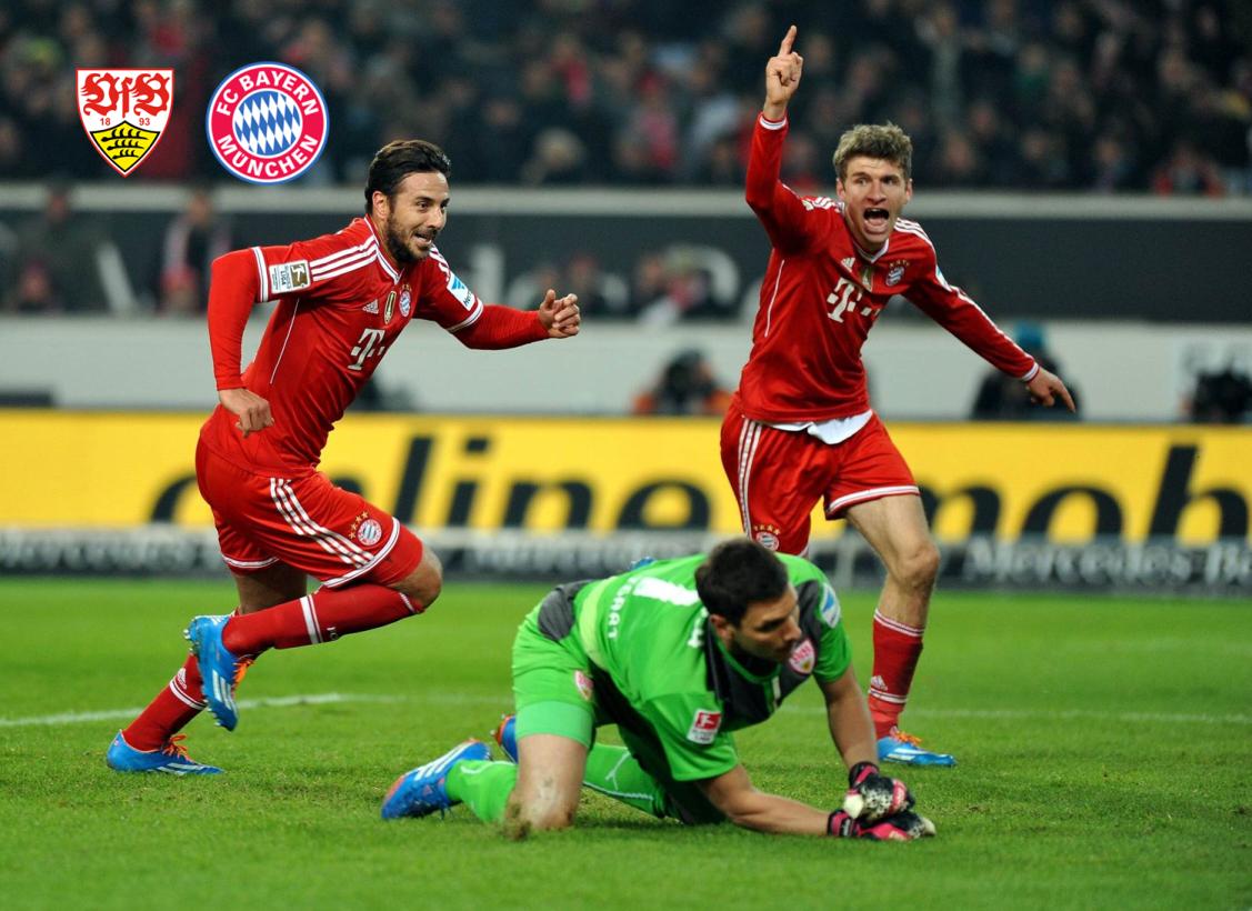 Fc Bayern Gegen Vfb