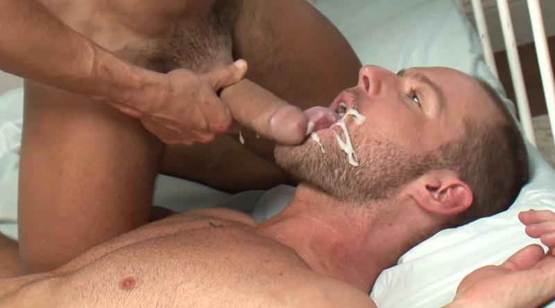 Deep throat blow job video clip