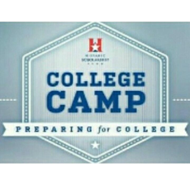 Today #HSF is picking up our students and parents at Western High School to attend #CollegeCamp! #collegebound http://t.co/QERRq8vjww