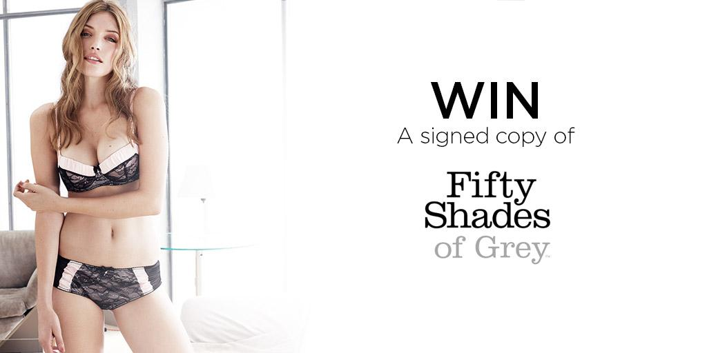 We've got 25 copies up for grabs. Follow and RT for a chance to #win! #FiftyShadesOfGrey http://t.co/B3IFc7gbqR http://t.co/VEVqj0Y3Kj