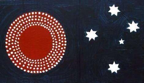 new australian flag on twitter flagnewrepublic the colours say