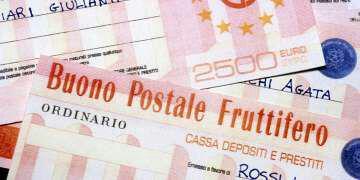 Buoni fruttiferi postali di Poste Italiane