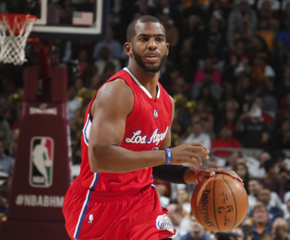 THIS JUST IN: Clippers G Chris Paul fined $25,000 for public criticism of female referee. http://t.co/qsWK3JV90M
