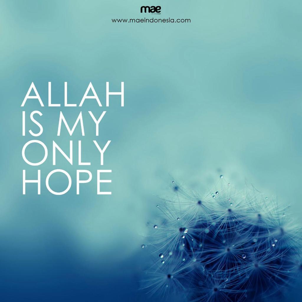 Image result for berharap pada allah