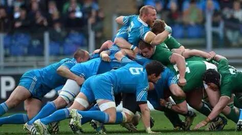 Risultato Rugby 6 Nazioni: Italia-Irlanda 2-26 all'Olimpico di Roma