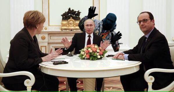 В Москве Меркель и Олланд действовали и от имени ЕС, - глава Европарламента - Цензор.НЕТ 3211
