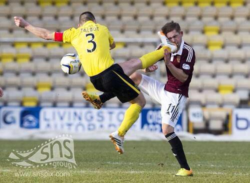Yellow card for this in Scottish football. And people wonder why we slaughter referees. http://t.co/8AsFybO2sT