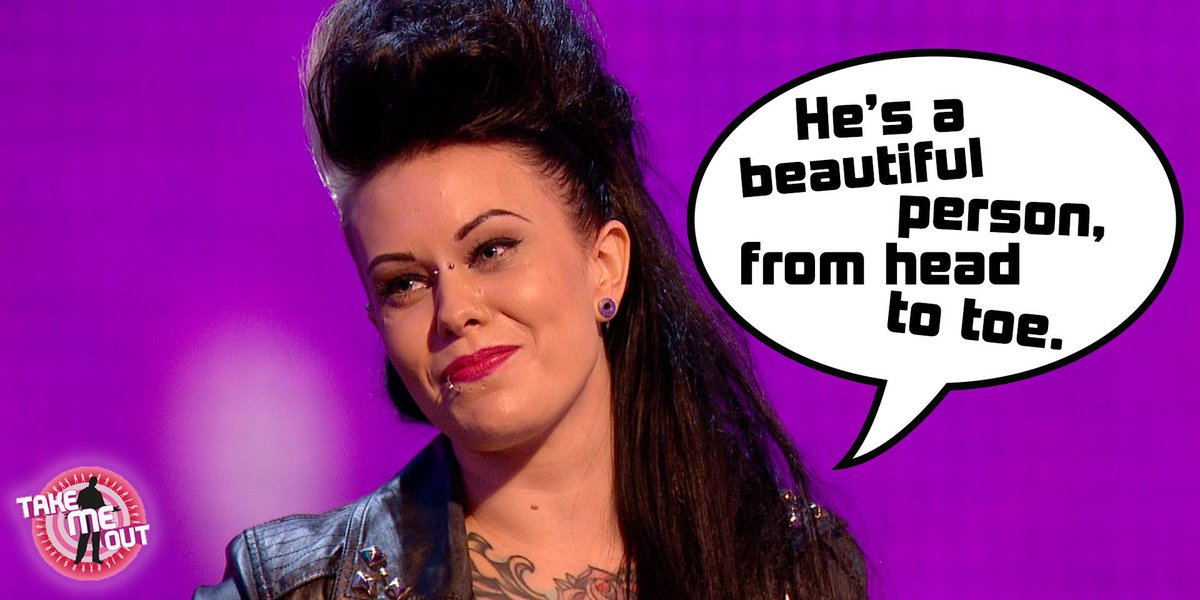 This is getting emotional. RT if you're REALLY hoping Nick picks his ex, Looci… #TakeMeOut http://t.co/fXlXBUhGFy