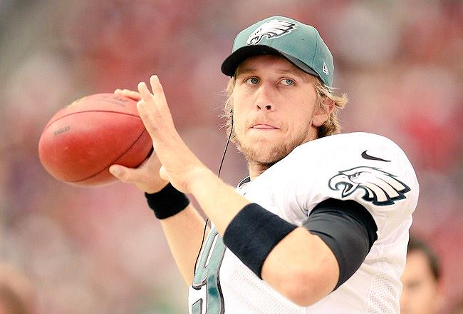 Sanchez is better. RT @uSTADIUM: Would you take Foles as your Starter?  RT for YES FAV for NO  http://t.co/blpxV26TD8 http://t.co/Yl0GaL4F9b