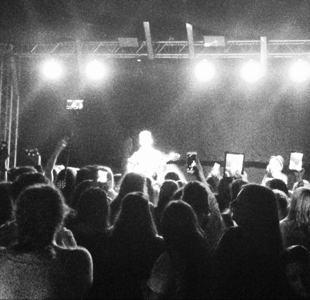 Think its safe to say we are definitely  #teambailey after tonight! Thanks for an awesome one @baileymac02! http://t.co/RNyaytwYIb