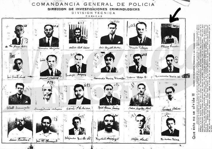 la epoca dorada de Venezuela: durante el Gobierno del General Marcos Pèrez Jimènez B9RzZpMIQAAY14E
