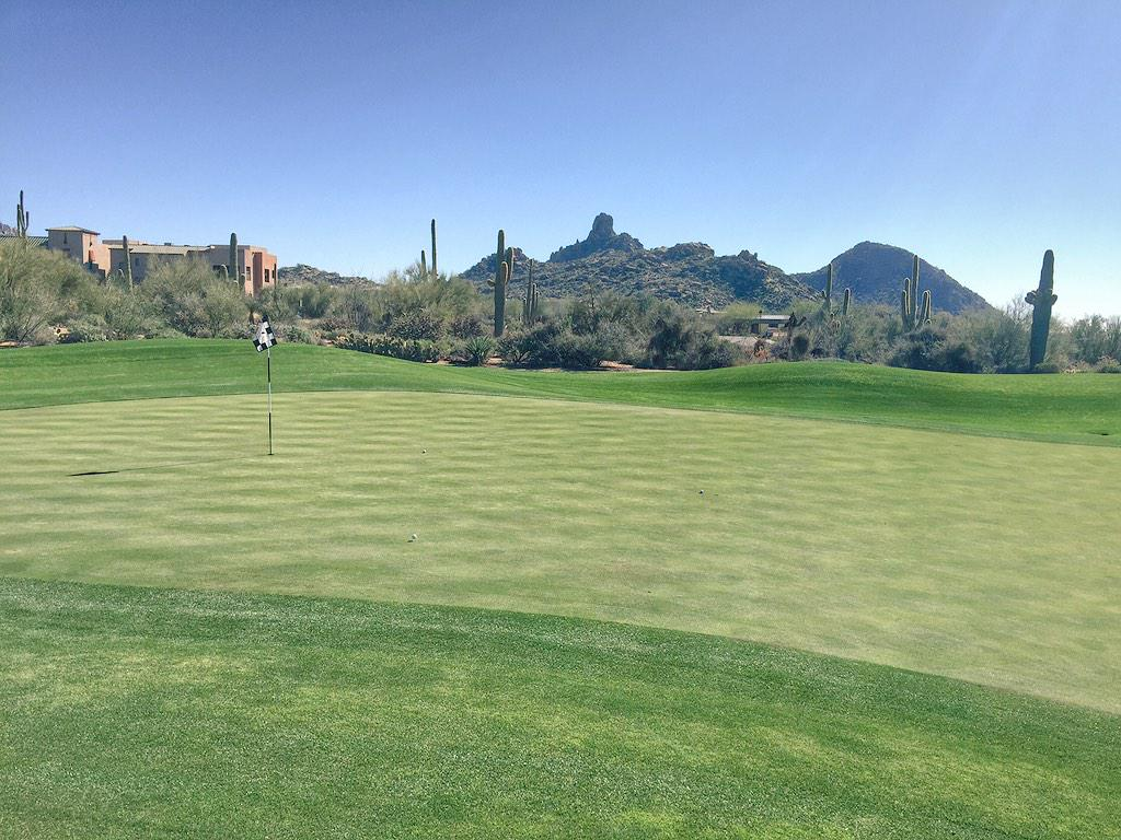 Monument is in GREAT shape. I mean, it's perfect. Unbelievable day today at @TroonNorthGC. #PlayTroon http://t.co/lwfRf1fp7r