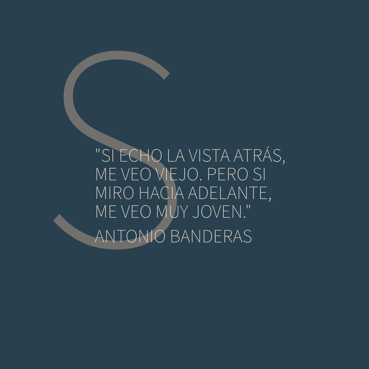 Arrancamos el domingo con esta gran frase de @antoniobanderas en los #Goya2015 con la que me siento tan identificado. http://t.co/qcOkEtJIOg