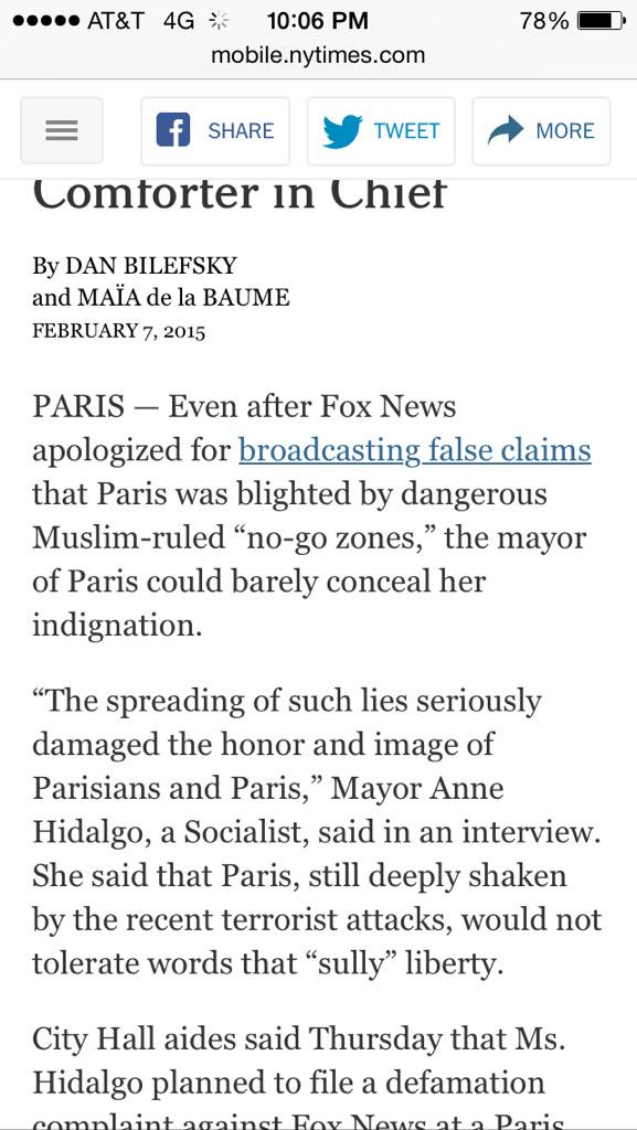 For a network that did THIS, @foxnews is sure laying it on Brian Williams ... http://t.co/HH6UxWBjOm