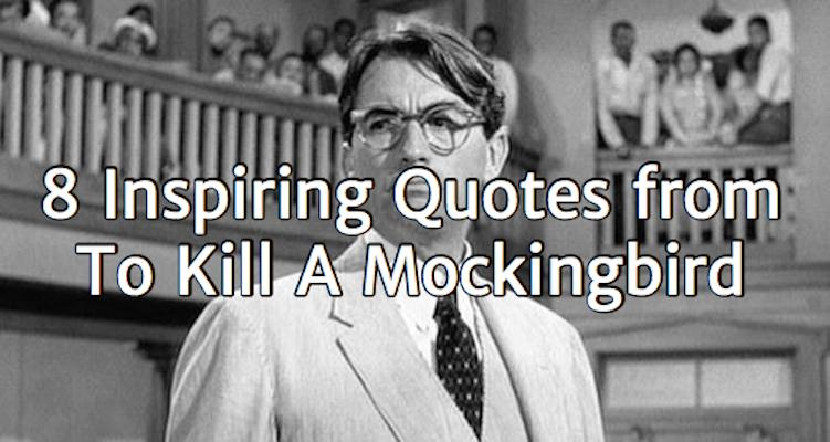 Quotes about courage in to kill a mockingbird