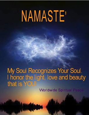 Miss Kitty On Twitter Namaste My Soul Recognizes Your Soul I