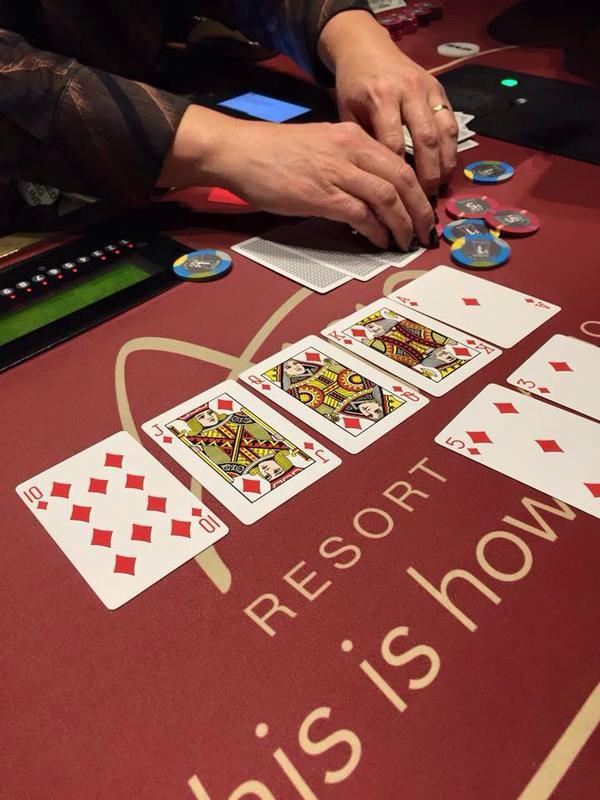"""@LasVegasLocally:apparently happened @ARIAPoker. 78 mil to 1. Can anyone confirm?http://t.co/NRvEiqFjkE""<~Confirmed. Trusting your math tho"