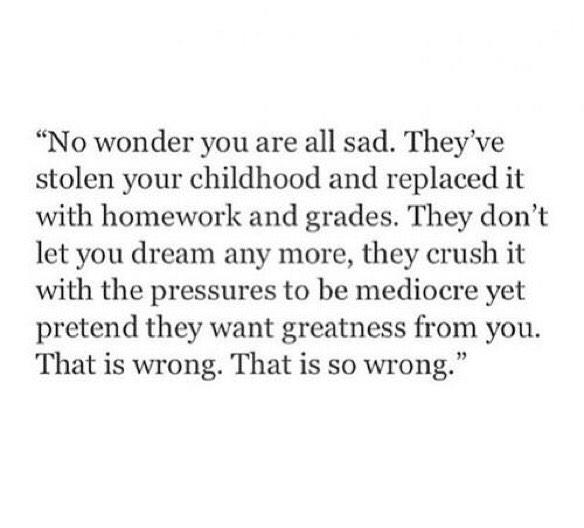 childhood crush poems